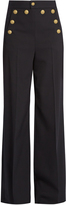 RED Valentino High-rise wide-leg trousers