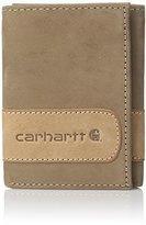 Carhartt Men's Two-Tone Trifold Wallet