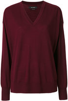 Isabel Marant V-neck pullover - women - Wool - 36