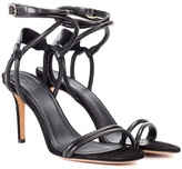 Isabel Marant Aoda leather sandals