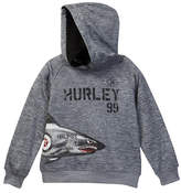 Hurley Overboard Hoodie Sweater (Toddler Boys)