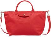 Longchamp Le Pliage Medium Tote Bag, Red