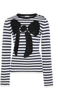 Manoush Long Sleeve Knit Shirt