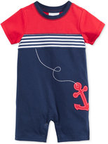 First Impressions Baby Boys' Anchor Romper, Created for Macy's