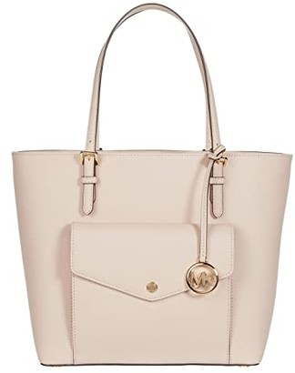 MICHAEL Michael Kors Large Pocket Multi Function Tote (Soft Pink) Handbags