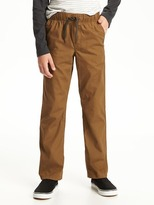 Old Navy Straight-Fit Pull-On Pants for Boys