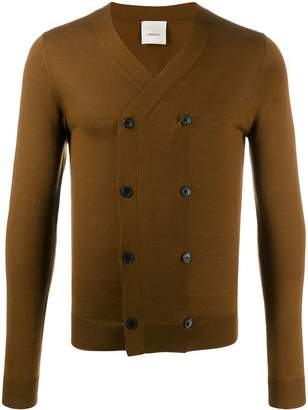LeQarant double breasted cardigan