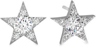 Hearts On Fire 18K 0.73 Ct. Tw. Diamond Illa Cluster Studs