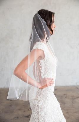 Joseph A Brides & Hairpins Josepha Elbow Length Tulle Veil