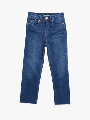Oasis Edie Cropped Jeans