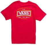 Vans Boys Shaper T-Shirt