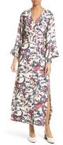 Elizabeth and James Women's Howe Kimono Wrap Dress