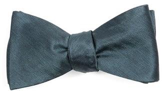 Show Me Your Mumu MumuThe Tie Bar Deep Jade Mumu Weddings - Desert Solid Bow Tie