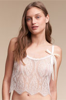 BHLDN Alimendra Lace Camisole