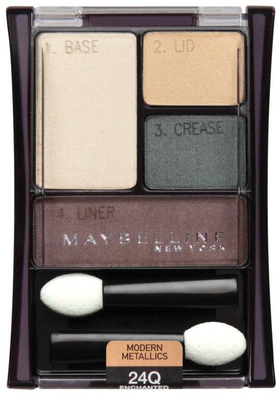 Maybelline Expert Wear Eyeshadow Quad