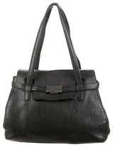 Calvin Klein Collection Leather Tote Bag