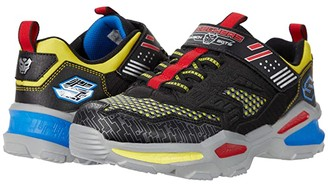 Skechers Sport - Skech-Bots 402105L (Little Kid/Big Kid) (Black/Multi) Boy's Shoes