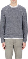 John Varvatos Men's Mélange Cotton-Blend Sweatshirt