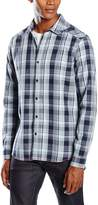 Mavi Jeans Men's Checked Shirt Button-up Shirt XL