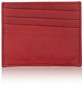 Maison Margiela Men's Card Case-RED