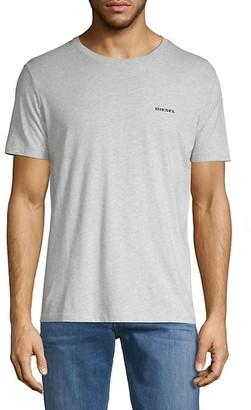 Diesel Jake Melange Short Sleeve T-Shirt