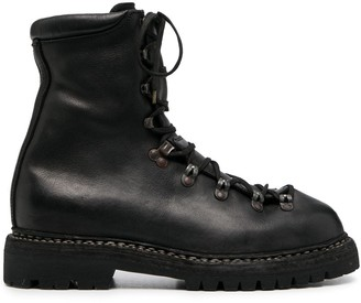 Guidi Trekking Ankle Boots