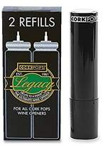 Cork Pops Refill Cartridges, (3, 2 Pack) by