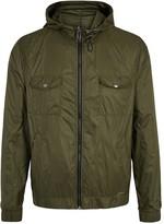 Boss Orange Zacharias Reversible Jersey And Shell Jacket