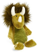 Jellycat Infant Snaggle Baggle - Dennis Dino Stuffed Animal