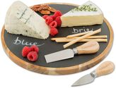 CucinaPro CucinaProTM Lazy Susan Slate Cheese Plate