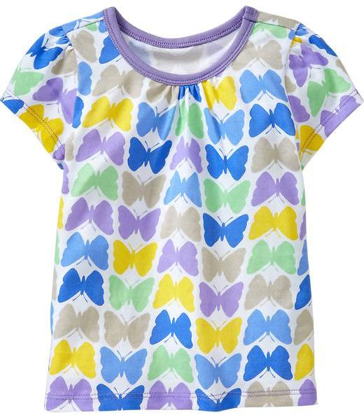 Old Navy Printed Jersey Tees for Baby