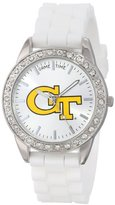 "Game Time Women's COL-FRO-GT ""Frost"" Watch - Georgia Tech"