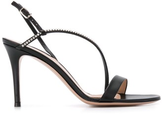 Gianvito Rossi Strappy High Heel Sandals