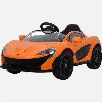 Kool Karz Ride On Cars Mclaren P1 12v Orange