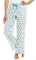 Sleep Sense Bird-Print Sleep Pants