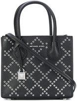 MICHAEL Michael Kors Mercer studded crossbody bag