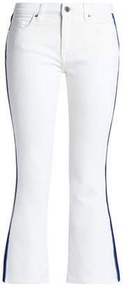 Victoria Victoria Beckham Victoria, Victoria Beckham Mid-rise Kick Flare Jeans