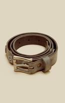 Brave leather bellsie belt