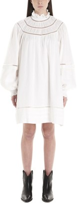 Etoile Isabel Marant Adenia Long Sleeved Mini Dress