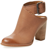 Dolce Vita Jacklyn Leather Buckle Bootie