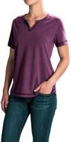 Woolrich First Forks Shirt - Short Sleeve (For Women)