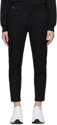 Dolce & Gabbana Black Essential Cargo Pants