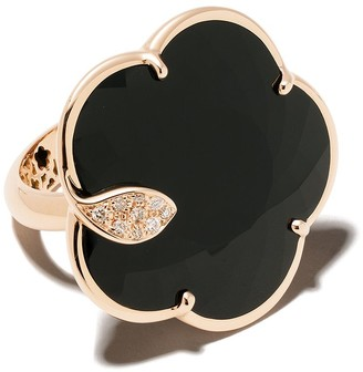 Pasquale Bruni 18kt rose gold diamond Ton Joli ring