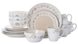 Pfaltzgraff panama 16 pc dinnerware set, service for 4
