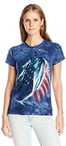The Mountain Juniors' Patriotic Horse Head Graphic T-Shirt