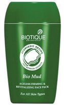 Biotique Ageless Firming & Revitalizing Face Pack - Mud 85g