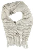 Soul Cal SoulCal Womens Frost Scarf Snow Winter Warm Muffler Chuddar Wrap Accessories