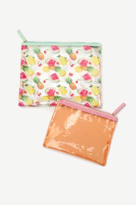 Ardene Pack of Makeup Bags