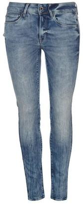 G Star Raw 3301 Contour High Skinny Ladies Jeans