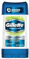 Gillette Clear Gel Ultimate Fresh Anti-Perspirant and Deodorant, 3.8 Ounce (Pack of 12)